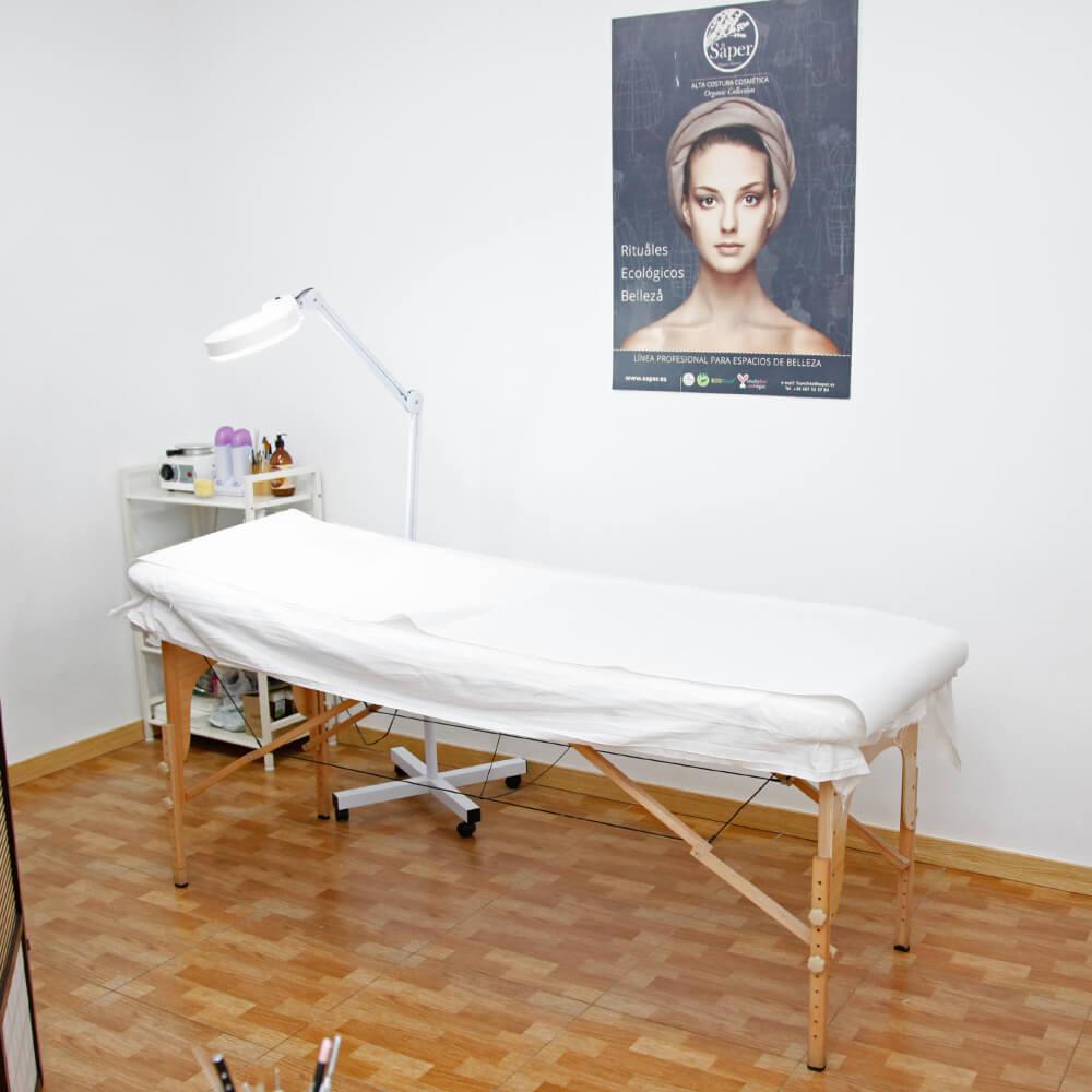 Tratamientos faciales y corporales en Vera Nature Gandia