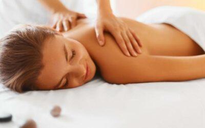 Un buen masaje te ayudará a afrontar cada desafío